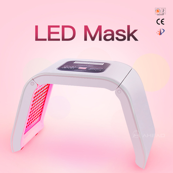 2017 Facial therapy PDT photon 4 colors LED light facial care beauty machines for sale