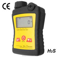 PGas-21 portable rechargeable H2S gas leak monitor