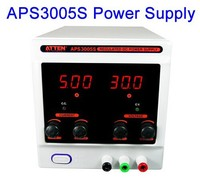 ATTEN APS3005S Precision Variable Adjustable 30V, 5A Variable DC Regulated Power Supply (Single Output)90w
