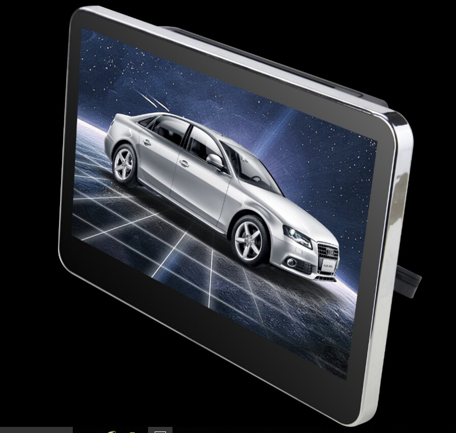 Android 5.1 headrest car monitor with 10.1in screen for headrest car LCD monitor