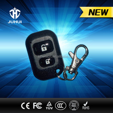 Two buttons wireless rf transmitter receiver switch
