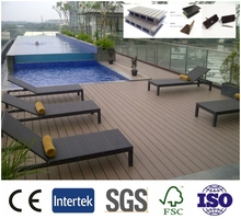 Hot sales wpc decking, New material outdoor flooring, outdoor deck board