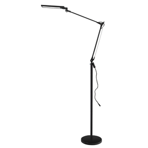 Modern Chinese LED Stand Light Floor Lamp for Home or Hotel Decoration