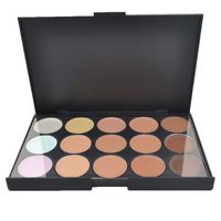 Professional 15 colors factory price hot model eye powder plate