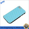 For iphone 5 rhinestone case with pc material star