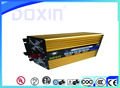 input DC12V/24V output AC110V/220V1000W UPS automotive power inverter with golden aluminum