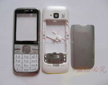 for nokia C5-00 full housing c500 with keypad lens face cover battery door cell phone housing