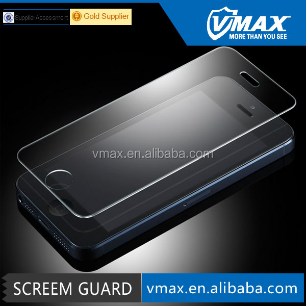 Cheap Price 9H Milo Tempered glass screen protector for iPhone 4 4s&5 oem/odm