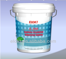 capillary crystalline waterproofing cement mortar coating house paint