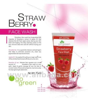 Strawberry Facewash