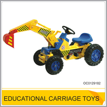 Hot sliding baby carriage Ride on excavator toy OC0129182