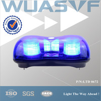 blue red yellow green peanut shaped led beacon lights