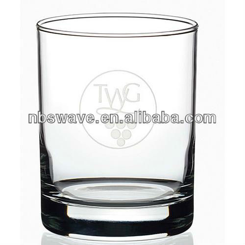 Double Plastic Old-Fashioned Glass 35002