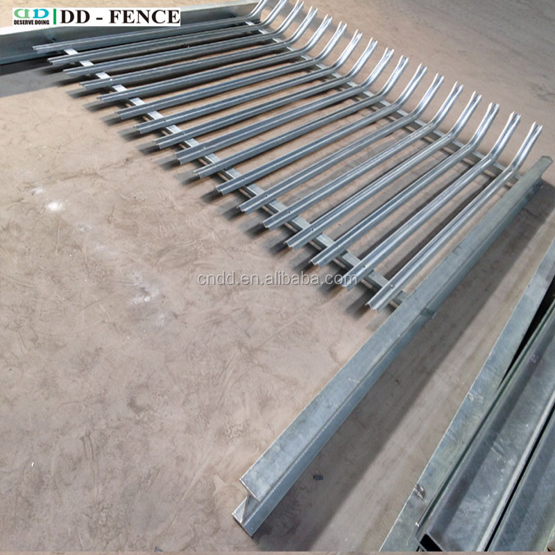 <strong>007</strong>-Solutions for australia high risk sites-high security -steel palisade fencing