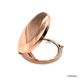 Custom Logo Rose Gold Auto Folding Side Pocket Mirror