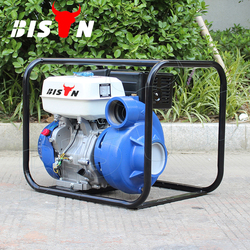 BISON(CHINA) BS40I Strong Power 13hp Gasoline 4 Inch High Pressure Water Pump For Car Wash