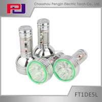 FT1DE5L Flesh and bright torch light touch power lights