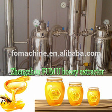 high capacity of honey processing plant