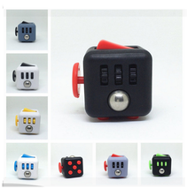 Best Selling Products Relief Desk Toys 6 Sides Anti Stress Fidget Cube