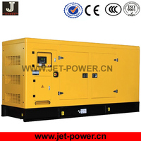 Big fuel tank 380 kva diesel generator for China