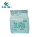 Dust-free cleanroom 9*9 cleanroom clean wipers Microfiber Wipers supplier Microfiber Cloth cleanning