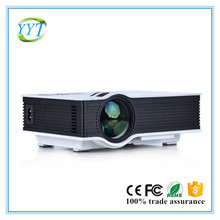 2017 Newest 800*480 1080p support UC40 portable projector entertainmet projector,led beamer UC40