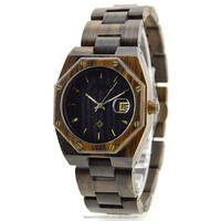 Factory Price Customize Wood Timepieces Men