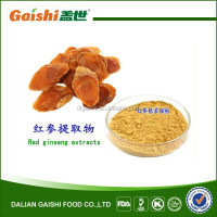 Factory supply anti-knub korean red ginseng root powder