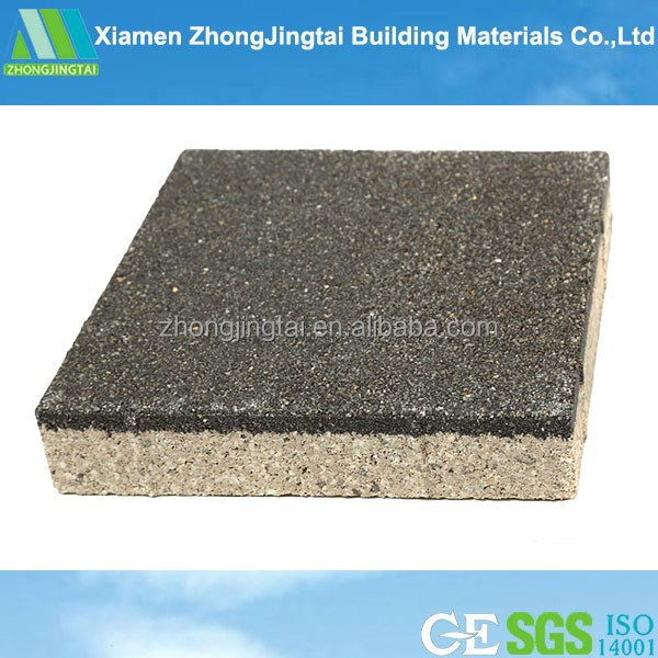 floor Sidewalk Materials Water absorbing cover brick wall paper