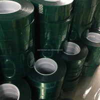PET high temperature tape with green tape for cheap goods from China factory Support