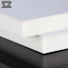 FRP expandable composite pu board cold room insulation closed-cell polyurethane panel