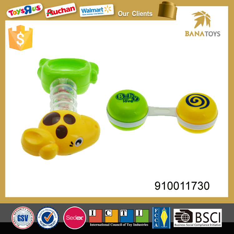 Hand bell musical instrument baby toy