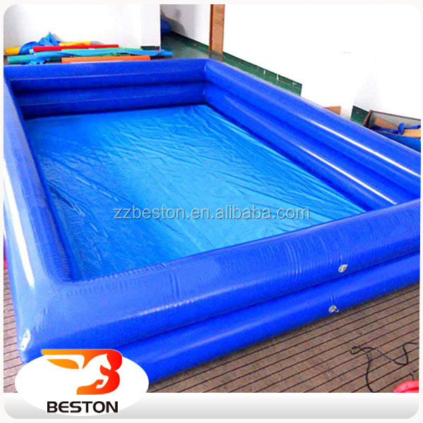 Exciting water game inflatable adult swimming pool toy
