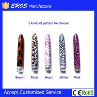 7inch Multi-speed waterproof pattern sex didlos, water proof dildo
