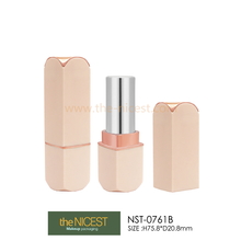 Wholesale elegant lipstick tube cosmetic packaging for lady