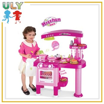 China wholesale kitchen toy kitchen toy set kids kitchen set toy ...