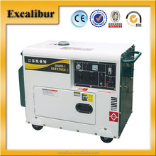 Home Use Silent Type Diesel Generator with 186FAE Engine