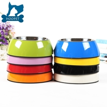 Wholesale Colorful Stainless Steel Pet Feeding Bowl