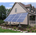 off grid 5kw pv solar system 10kw inverter with battery storage back up