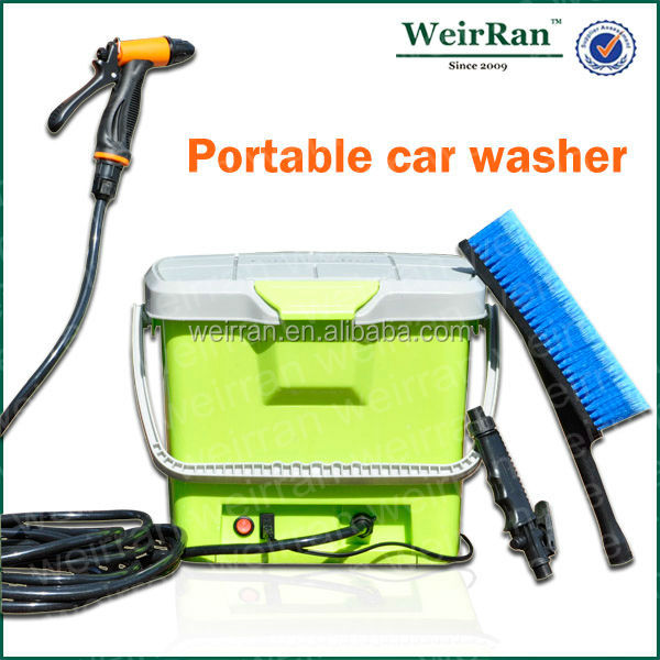 (74071) Indian market battery powered competitive 12v portable car glass washer pump