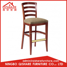 Specilizing in hotelfurniture manufacture provides wooden used barstool