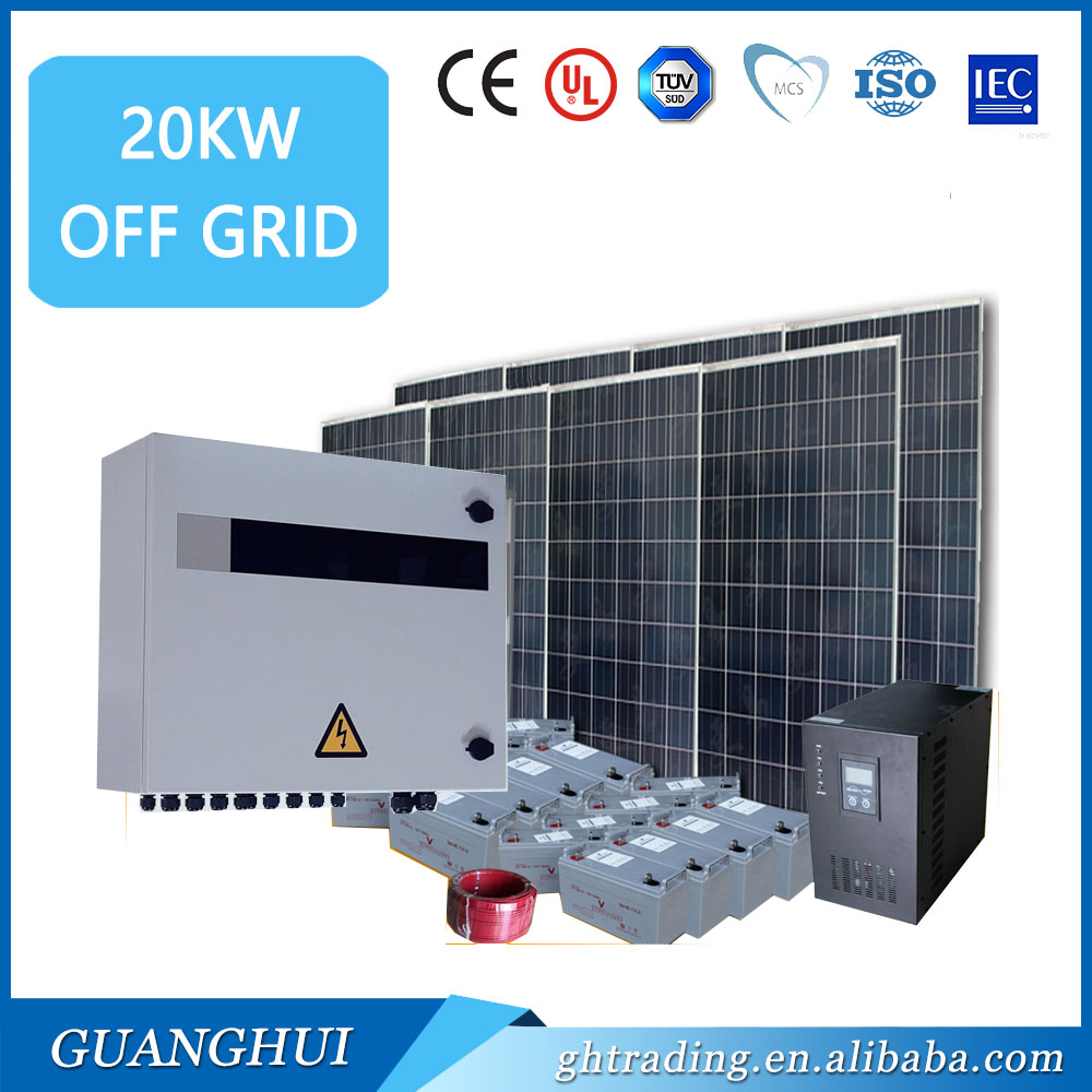 Widely Use Competitive Price photovoltaic marine 250w solar panels 20kw systems for home or inductry used