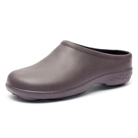 Big Size Solid Color Hospital Men Medical Antiskid Slip On EVA Nurse Clogs