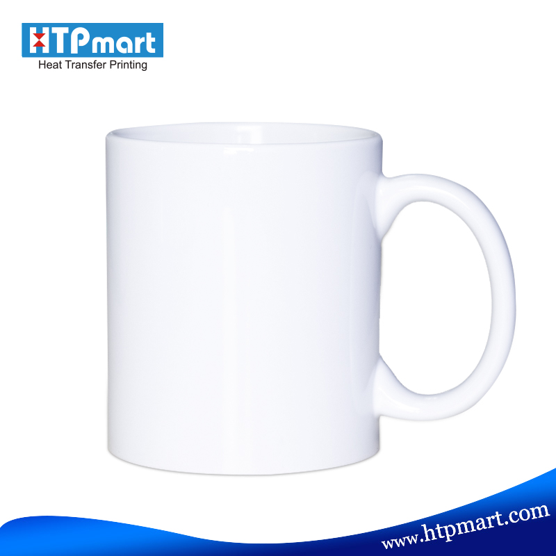 Hot Selling Grade AA 11oz with blank DIY Coated Mug for Sublimation