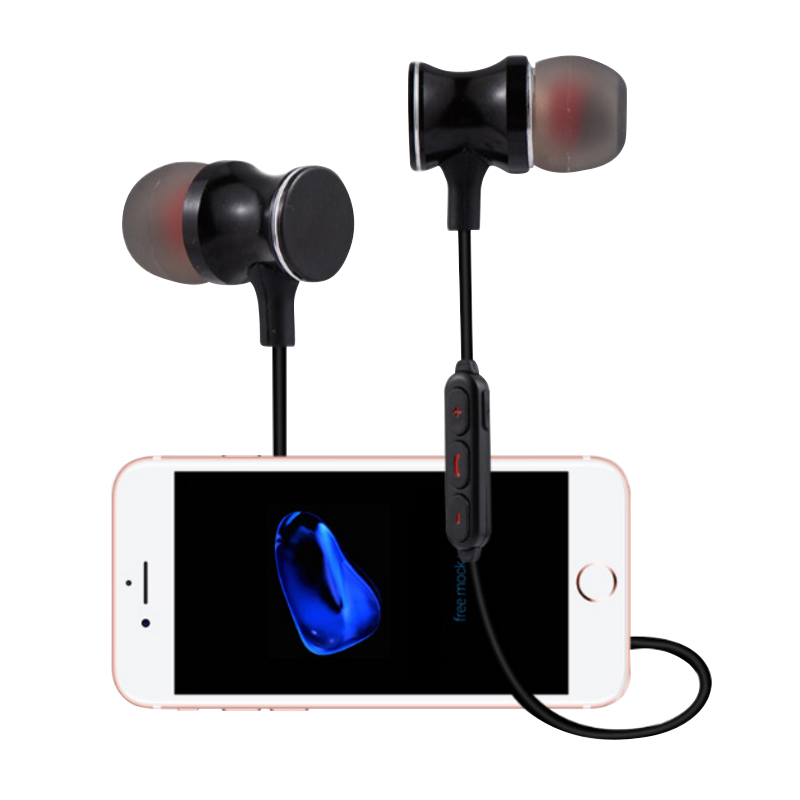 Hands Free Mobile Phone Earphone Sport Stereo Wireless Earphone Headphone