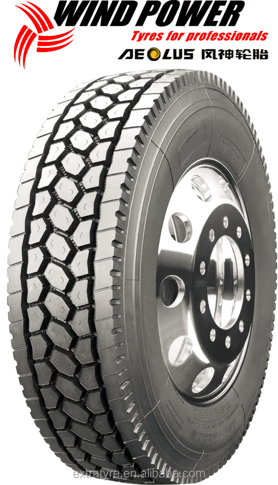 trcuk tire windpower brand, WDL61T PREMIUM CLOSED SHOULDER DRIVE(size 11R22.5,11R24.5,285/75R22.5,295/75R22.5)