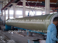 grp sand filled drinking water pipe