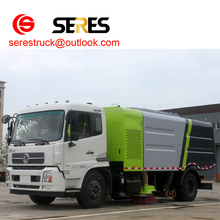 China road sweeping vehicle road sweeper vehicle with high quality