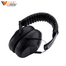 Cheap price strong protection construction sound proof earmuff noise cancelling electronic ear muffs