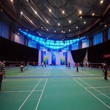 long life at low cost pvc sports badminton floor